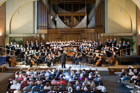 Bach Society of Dayton and Kettering Children's Concert Choir