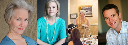 Two arts groups collaborate on 'Downton Abbey'