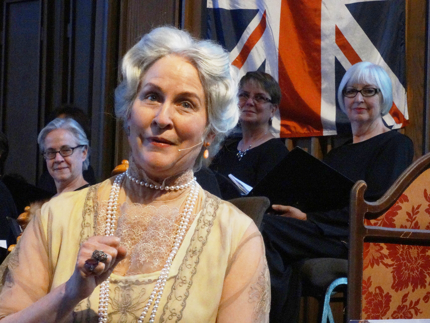 Bach Society of Dayton presents The Music of Downton Abbey