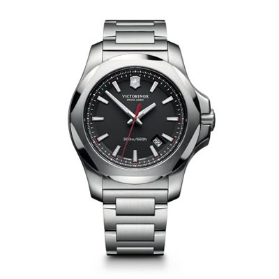 The men's I.N.O.X. Watch with the most resilient steel bracelet ever conceived.