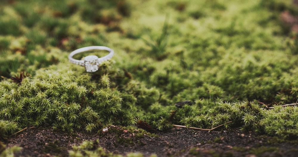 Sarah barney engagement ring