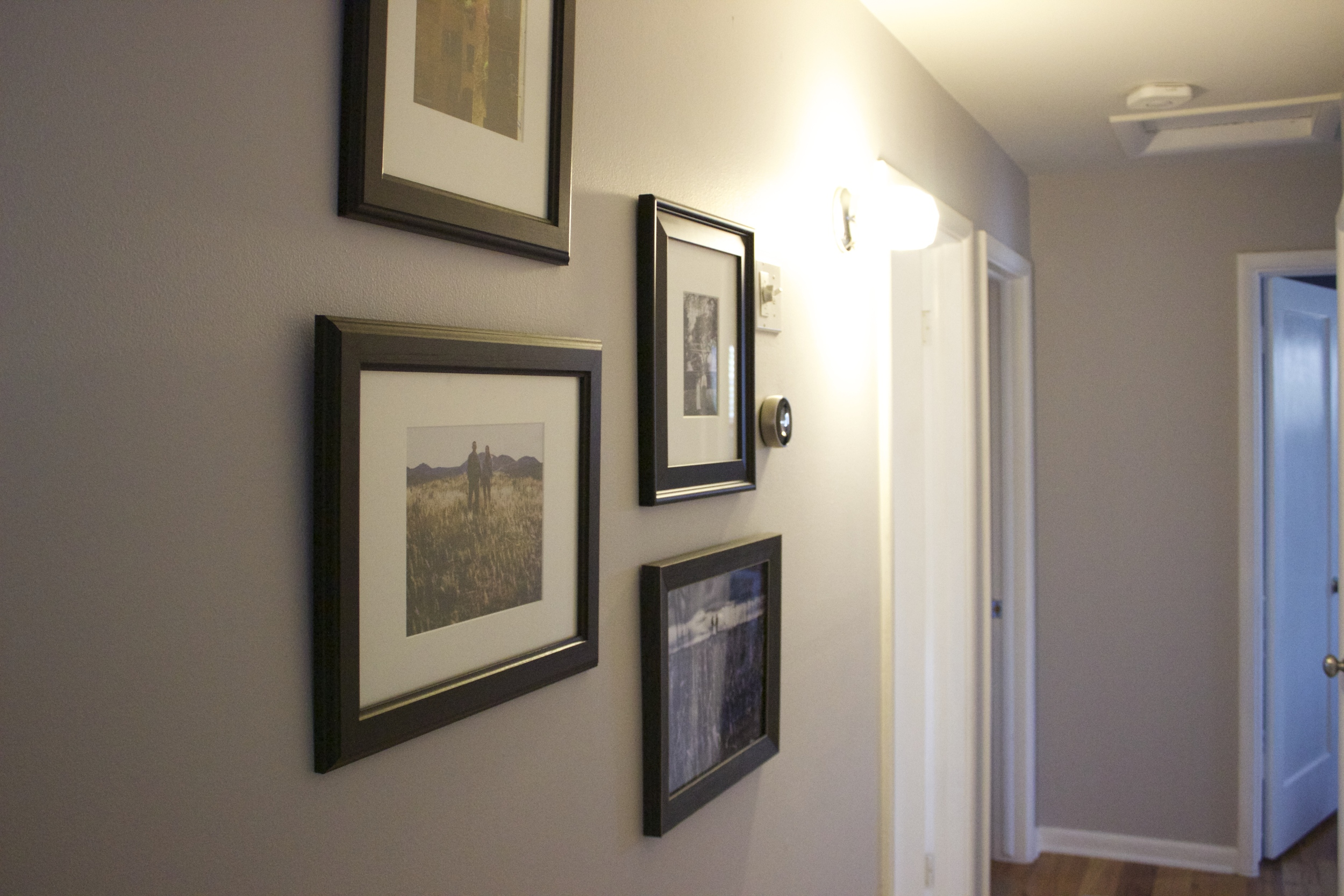 Upstairs Hallway Nest