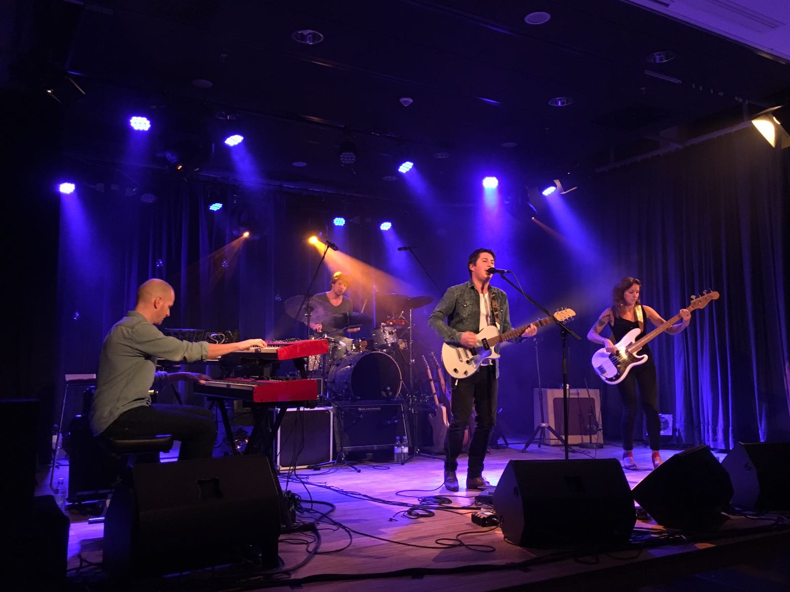 Jaimi Faulkner Band Bergheim