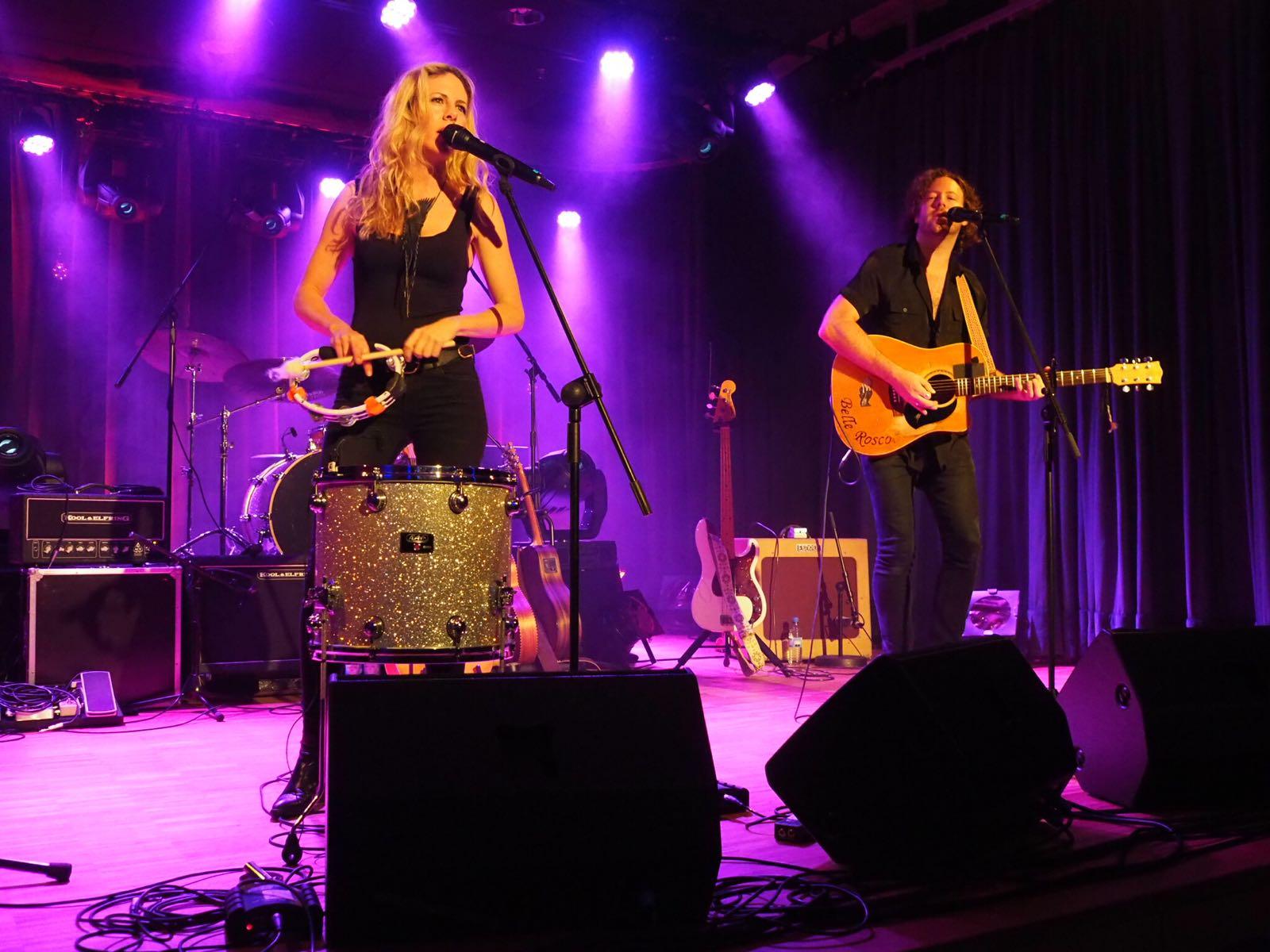 Tambourine Belle Roscoe