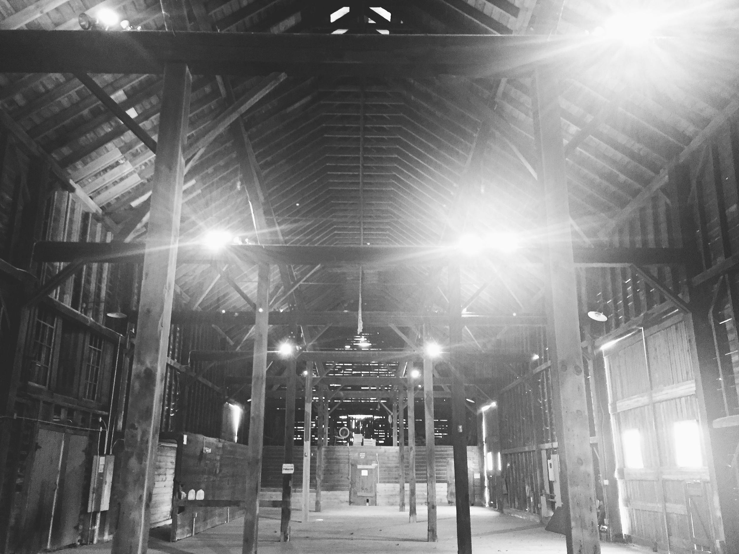 shaker heritage barn