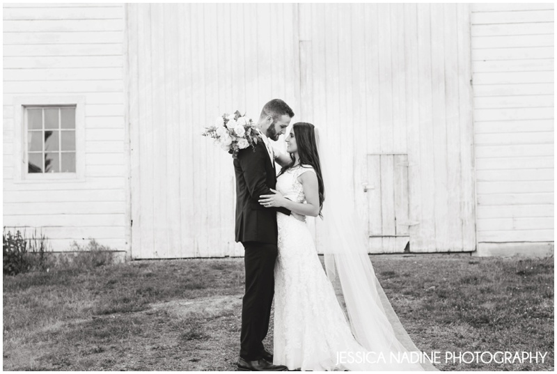 shaker heritage barn wedding