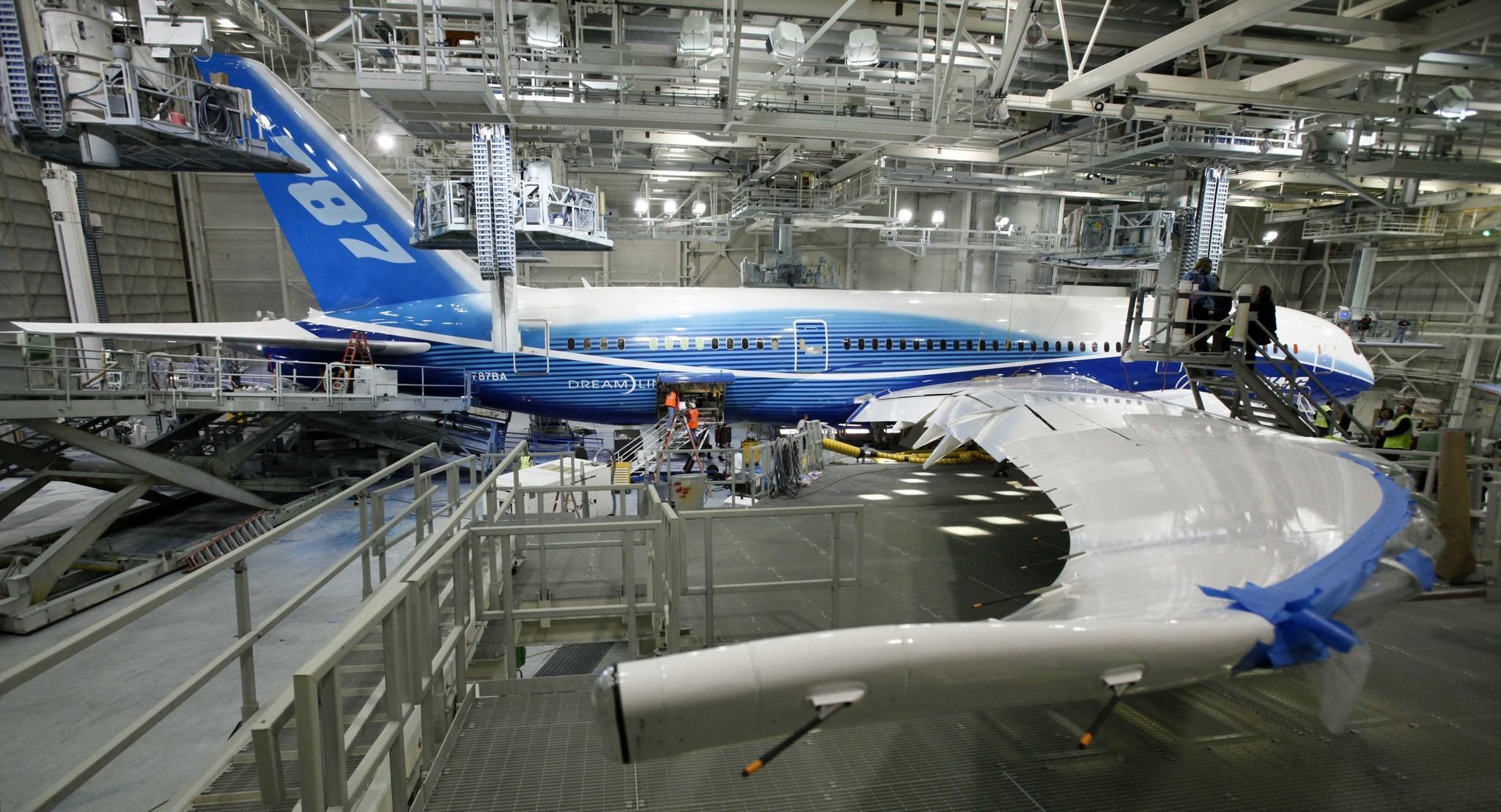Copy of Aircraft Carbon Fiber