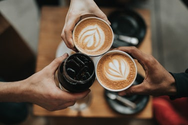 Our Basic Espresso and Seasonal Menus