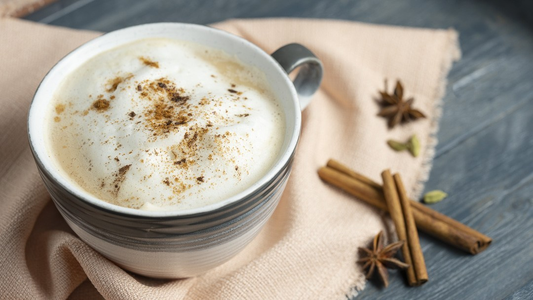 Chai Latte - Add Vanilla, White or Dark Chocolate or Espresso