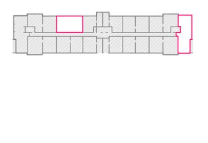 Two Medium Services (2x100m)