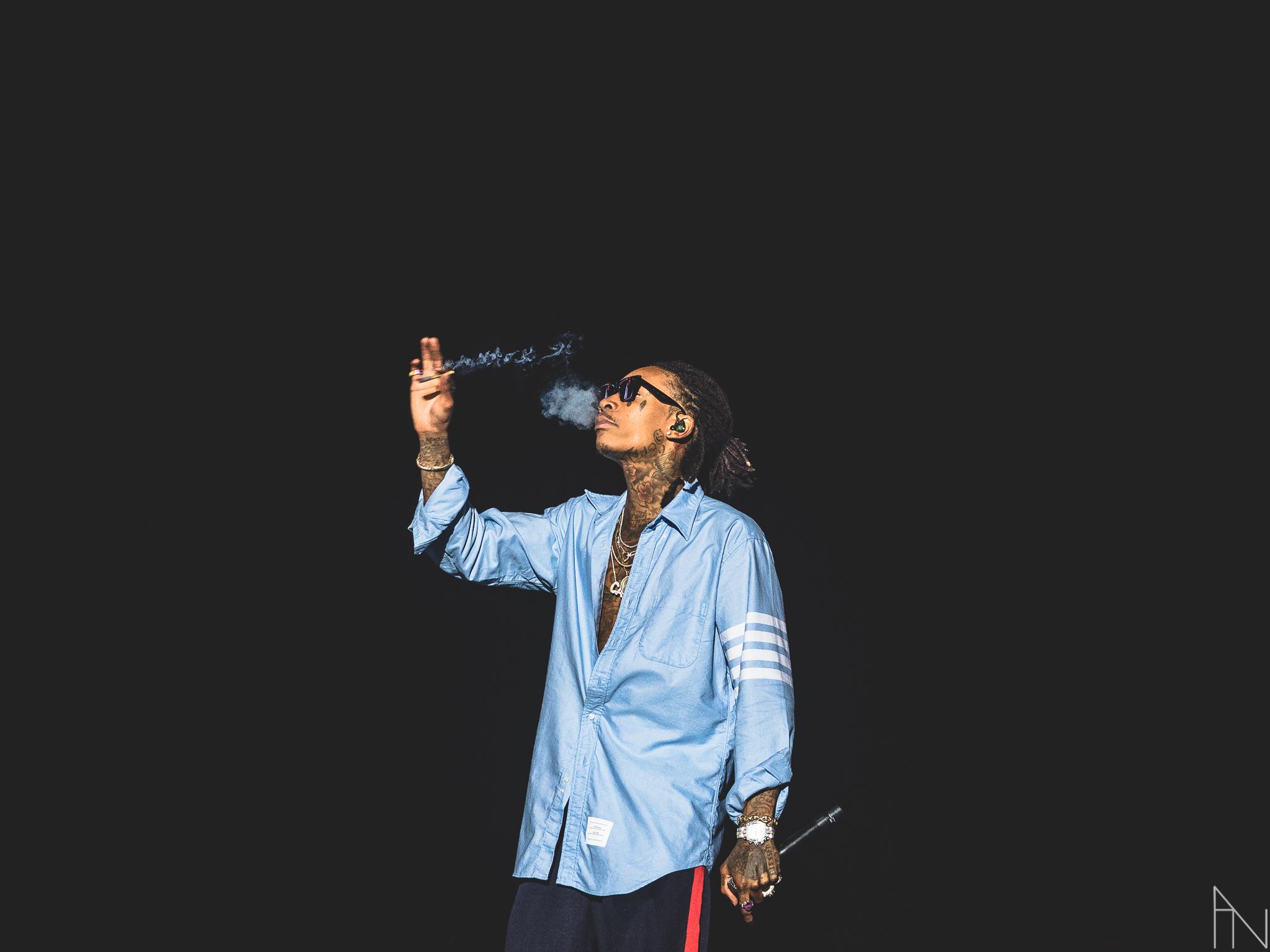 Wiz Khalifa @Blockfest '17