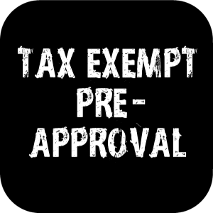 Tax Exempt Pre-approval.png