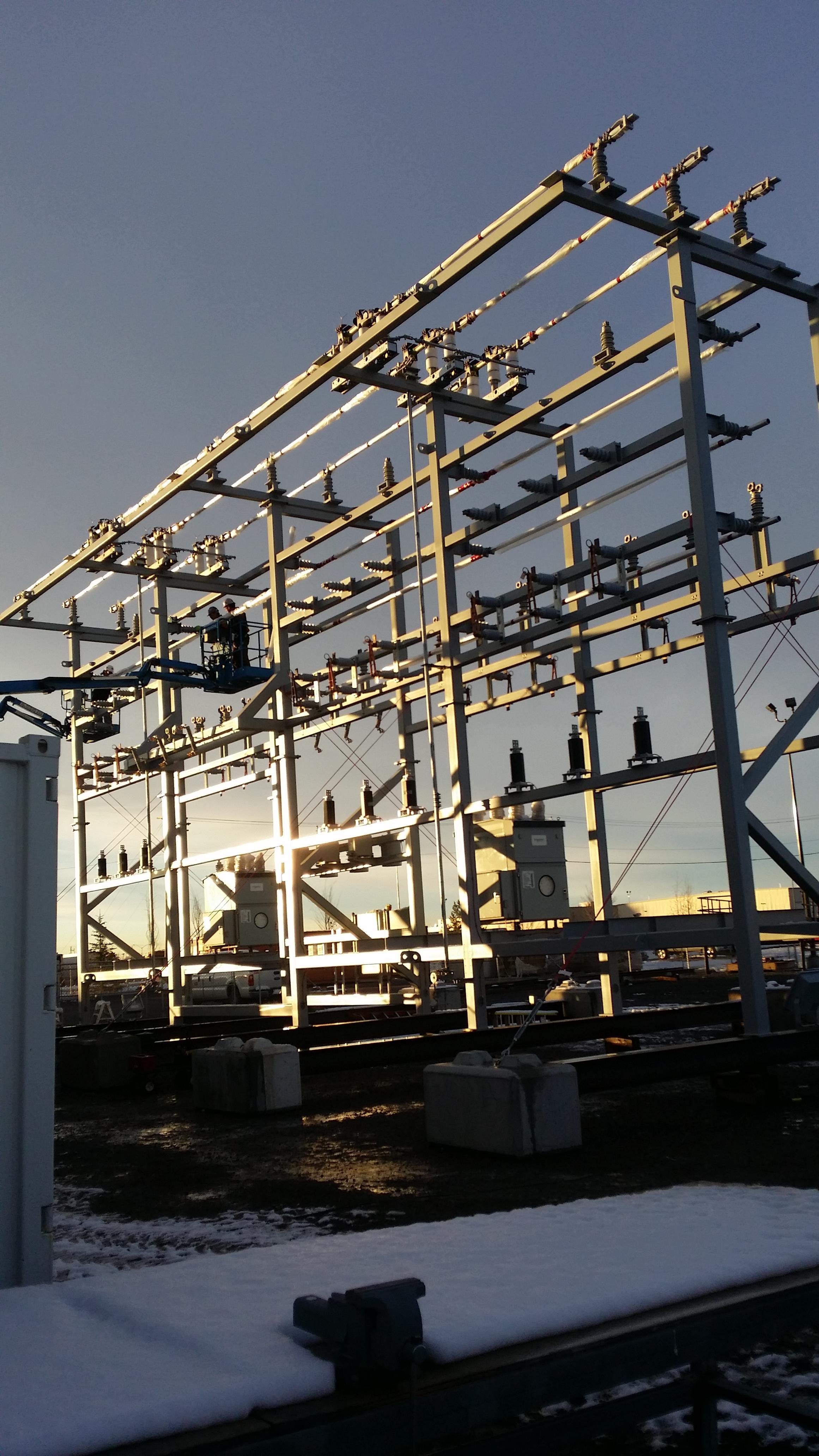 IRON AERO | POWER STATION