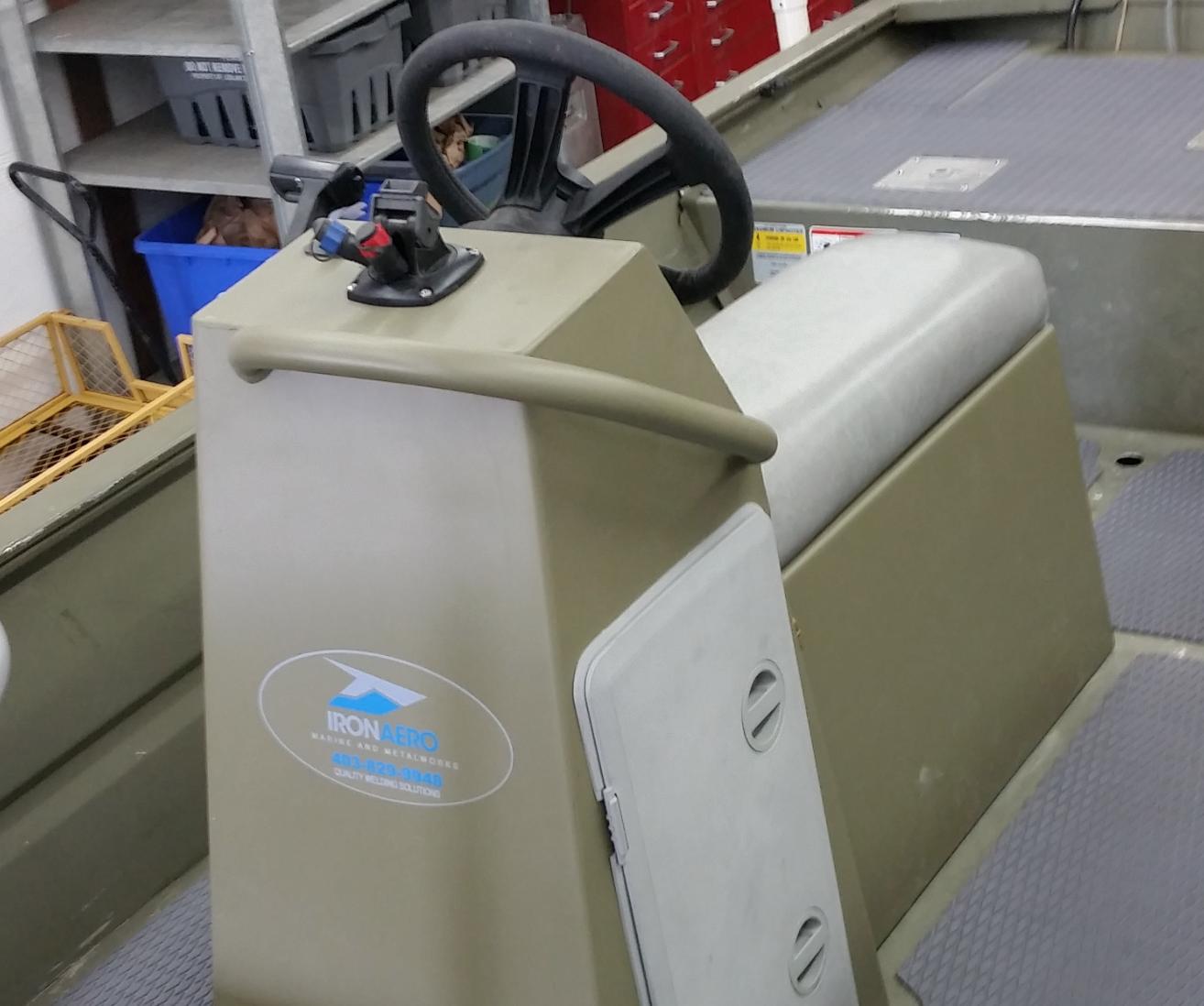 Customization — Iron Aero | Calgary, AB
