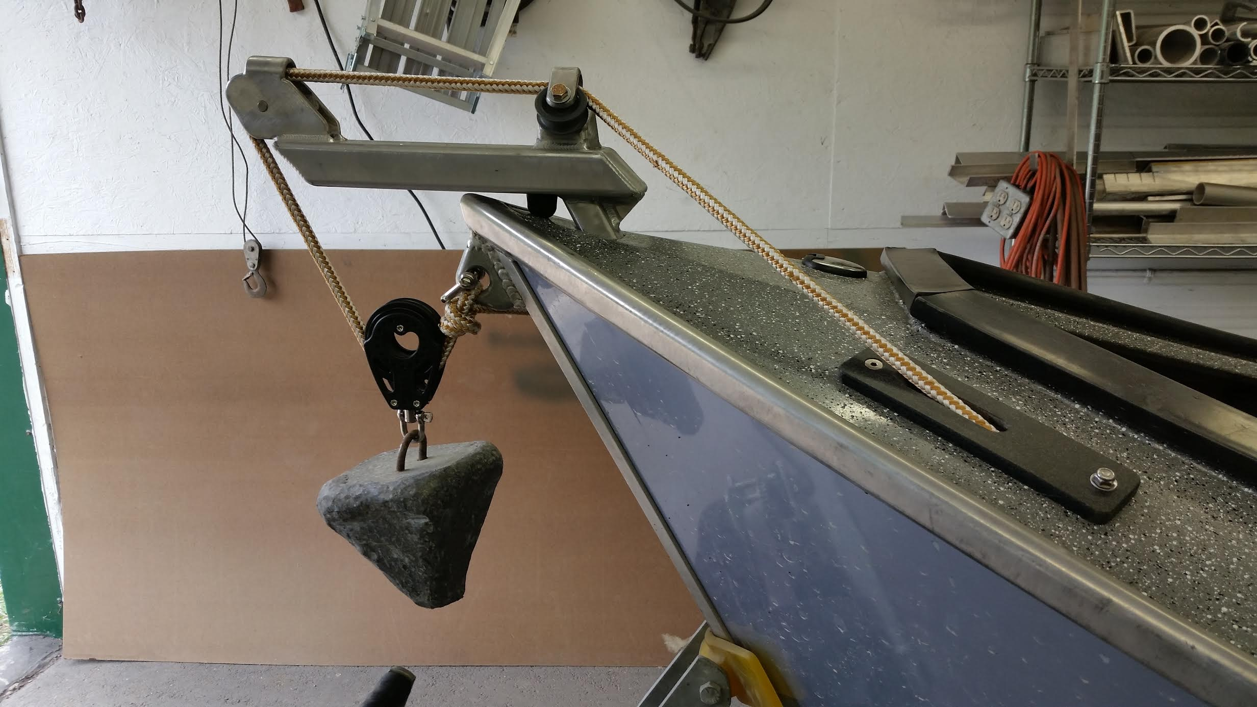 Remote anchor<br>systems<br>16' fishrite