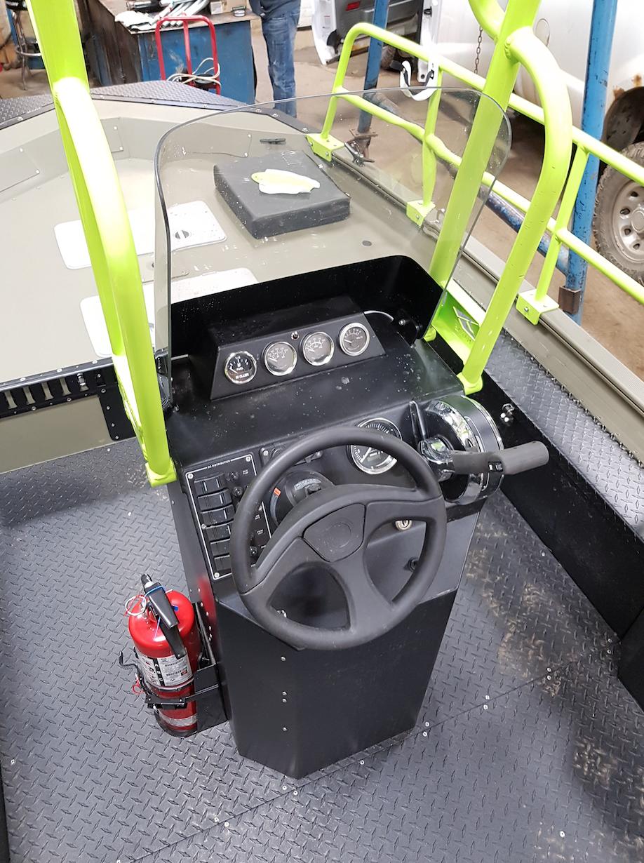 IRON AERO | Commercial Vessel REPAIR