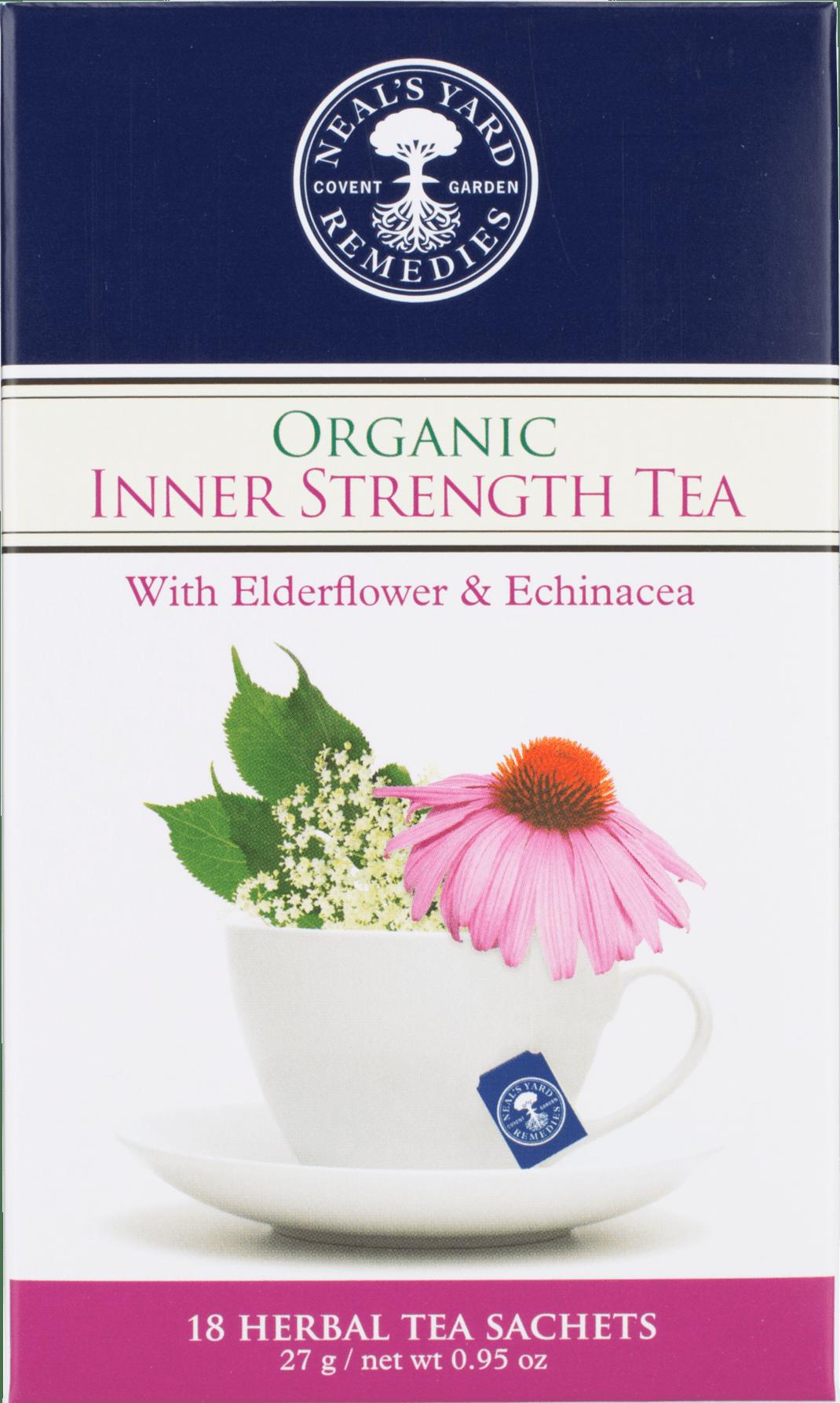 Benefit-led Herbal Teas