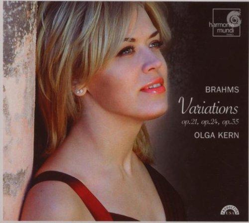 Brahms: Variations Op. 21, Op. 24, Op. 35