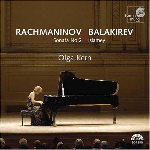 Rachmaninov & Balakirev
