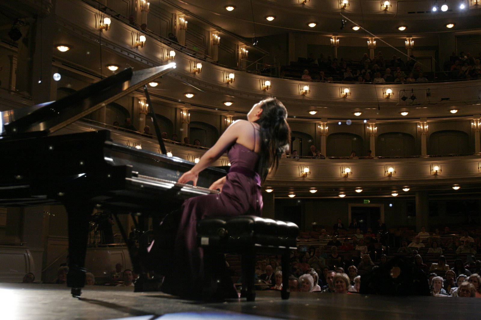 The Van Cliburn International Piano Competition