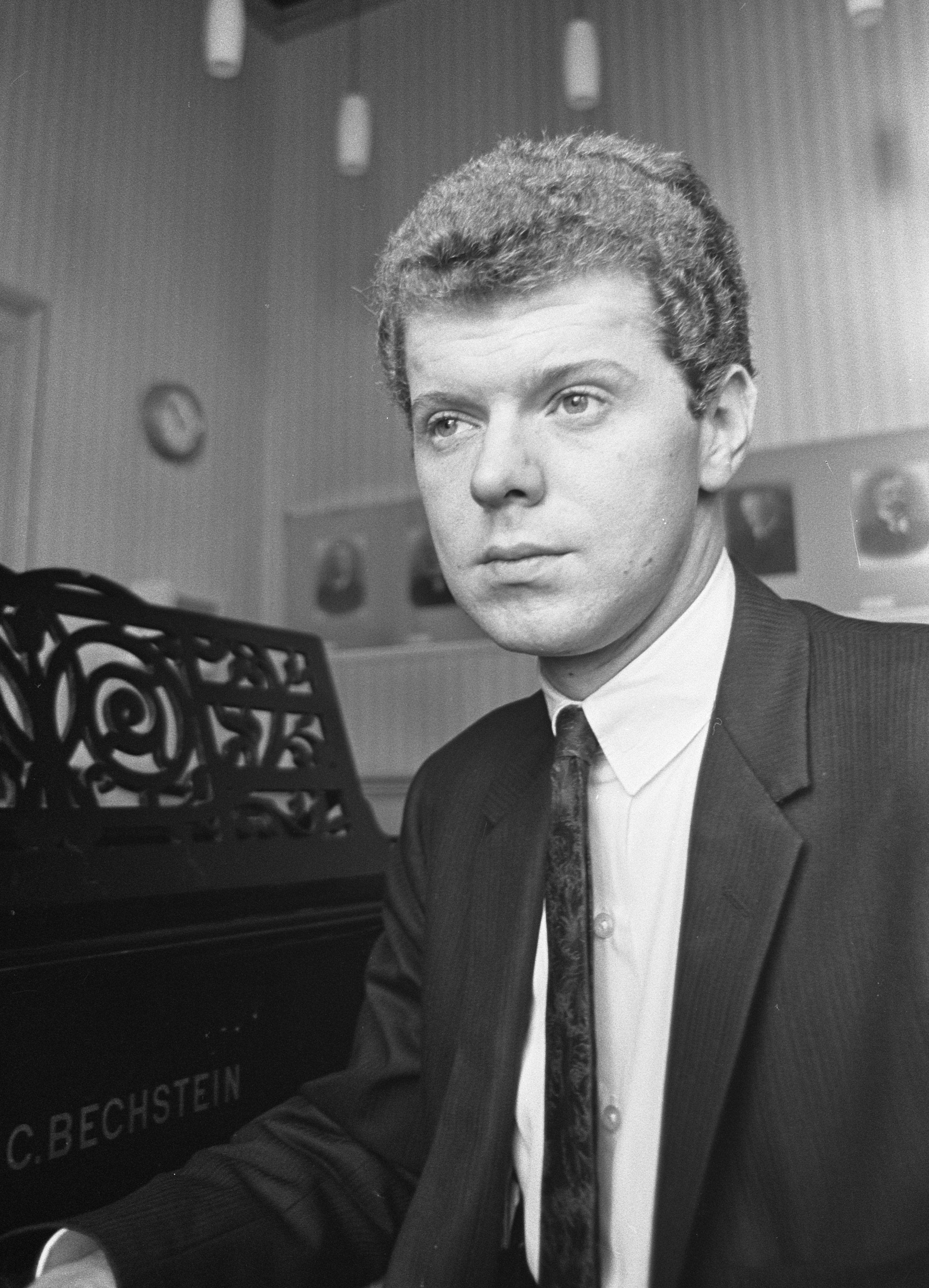 Pianist Van Cliburn