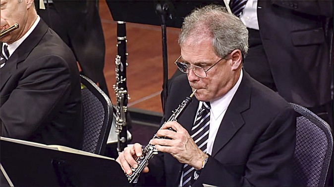 """All-Star Orchestra members play Dvorak's """"New World Symphony."""" (All-star Orchestra)"""