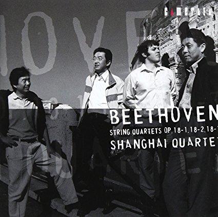 Beethoven String Quartets No. 1, 2, & 3