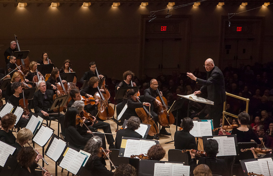 AMERICAN SYMPHONY ORCHESTRA