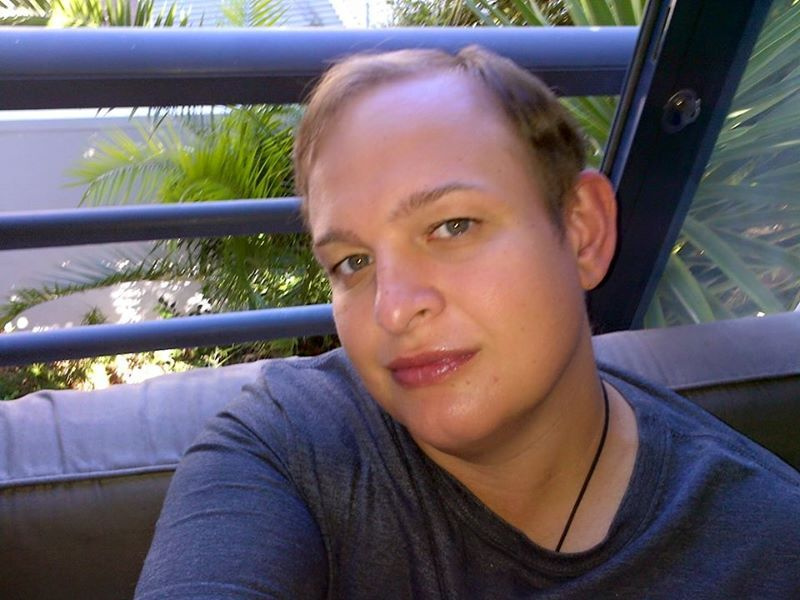 Presenting gender neutral - December 2015 (About 2 years on Hormone Replacement Therapy)
