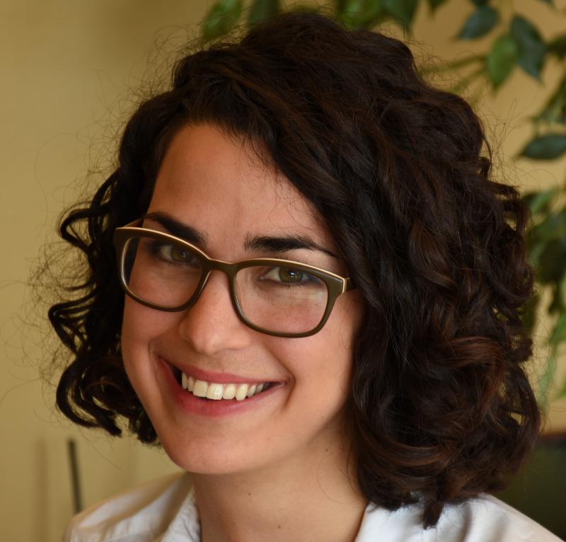 Aviva Paley- - Director of Programs Kitchens For Good