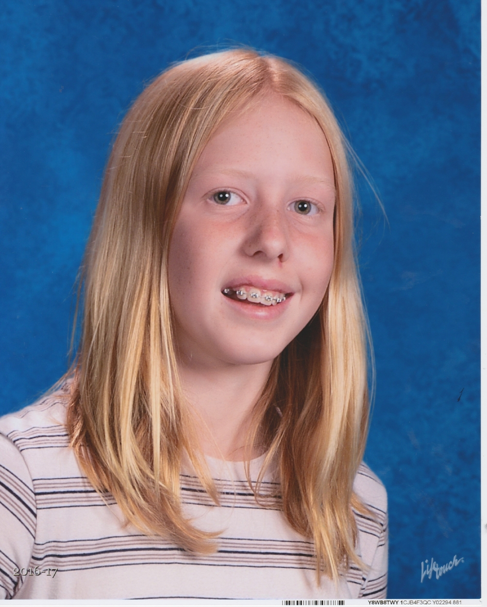 My name is Maddie Ward and I am an incoming freshman at La Jolla High School. I am in Girl Scouts Troop 3890 and have been since I moved to San Diego from England in 3rd Grade.