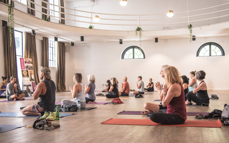 Ring In 2020 With Vinyasa Yoga With Og Yoga Og Yoga