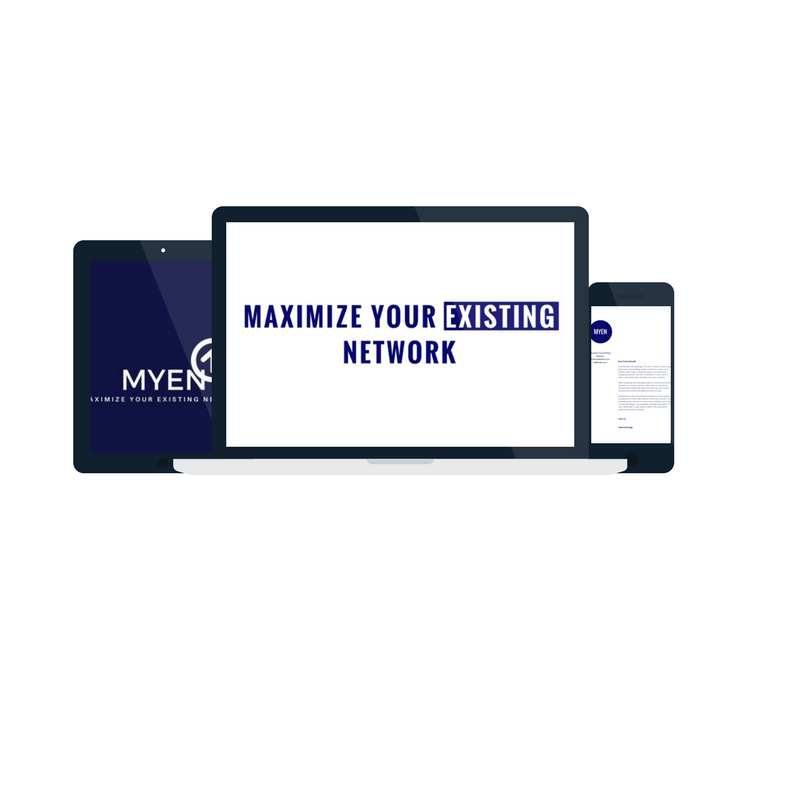 Maximize Your Exisitng Network