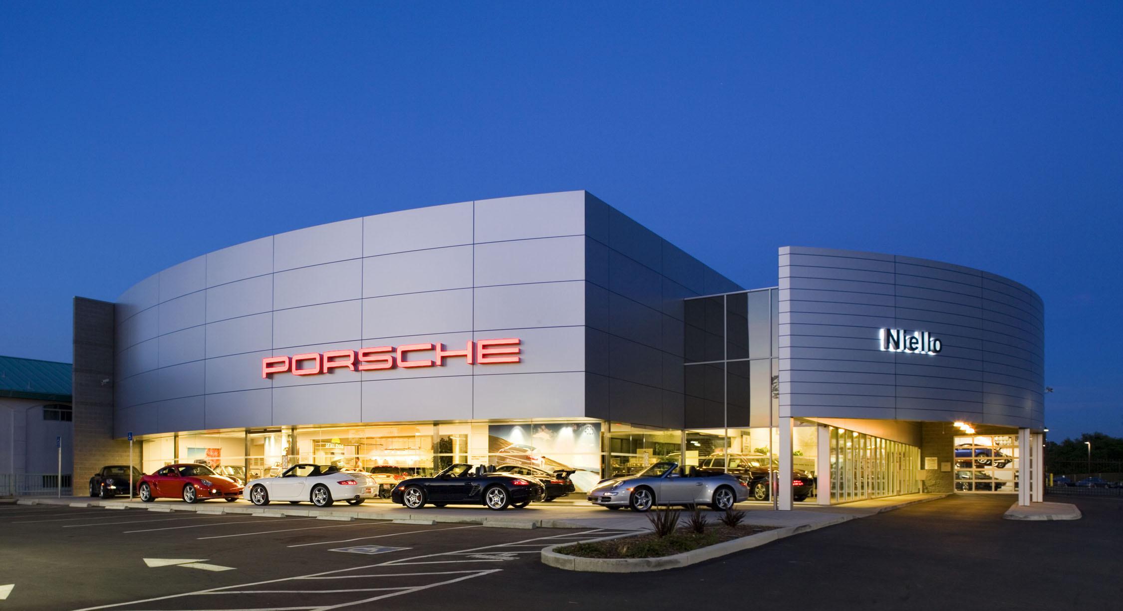 PORSCHE - ROCKLIN, CA