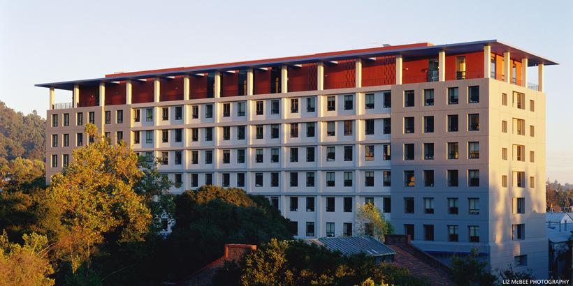 UC BERKELEY BARROWS HALL