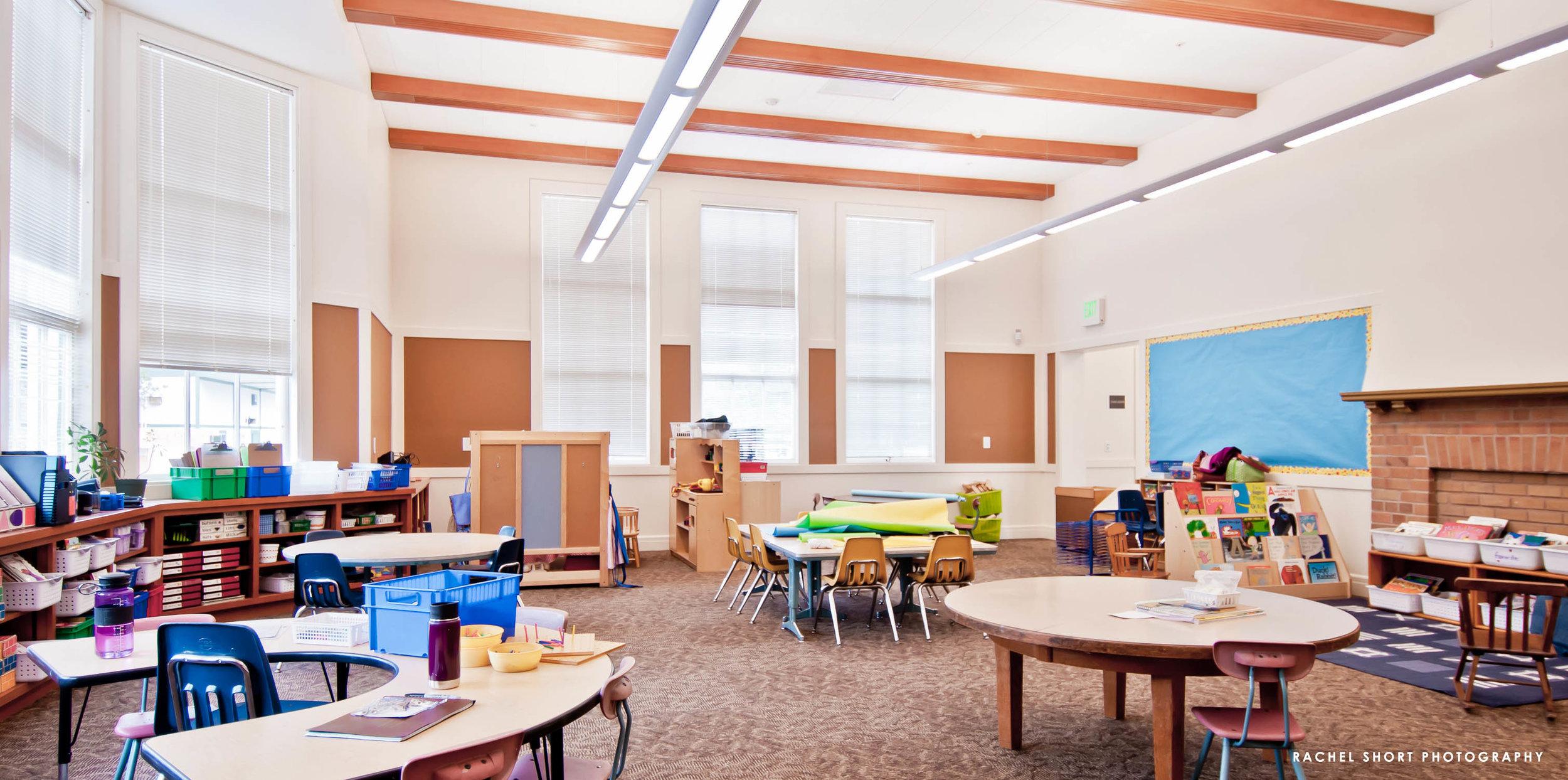 BEACH ELEMENTARY SCHOOL - PIEDMONT, CA