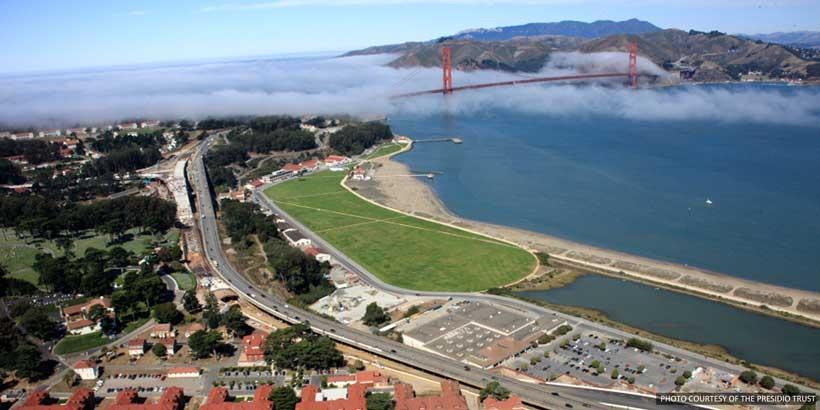PRESIDIO PARKWAY - SAN FRANCISCO, CA