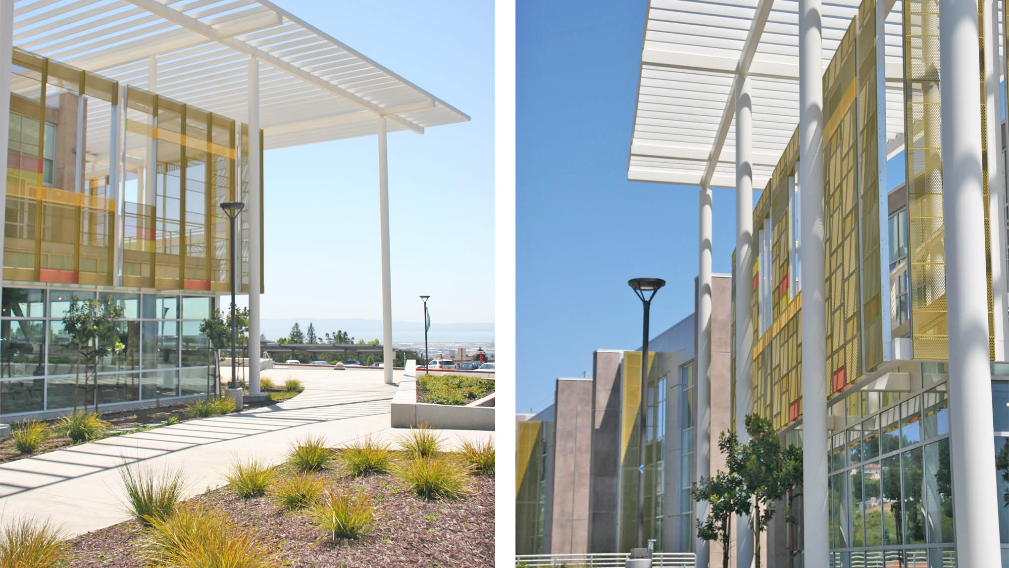 MERRITT COLLEGE - BARBARA LEE SCIENCE & ALLIED HEALTH BUILDING (W/ JK ARCHITECTURE) - OAKLAND, CA