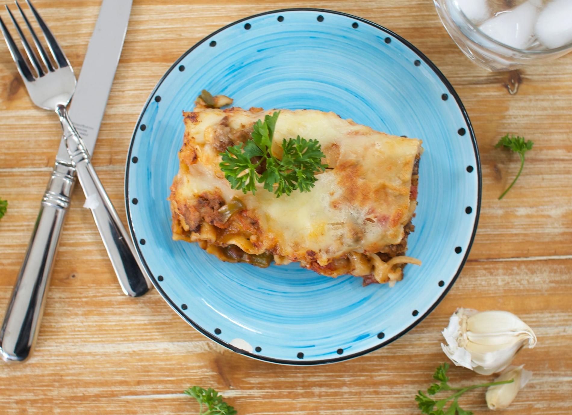 Dairy free lasagna recipe