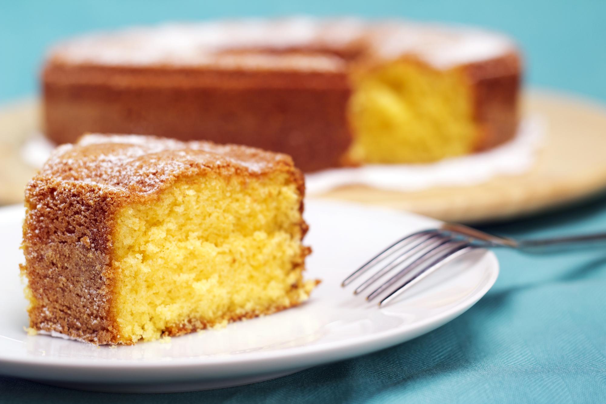 Gluten free dairy free vanilla cake recipe