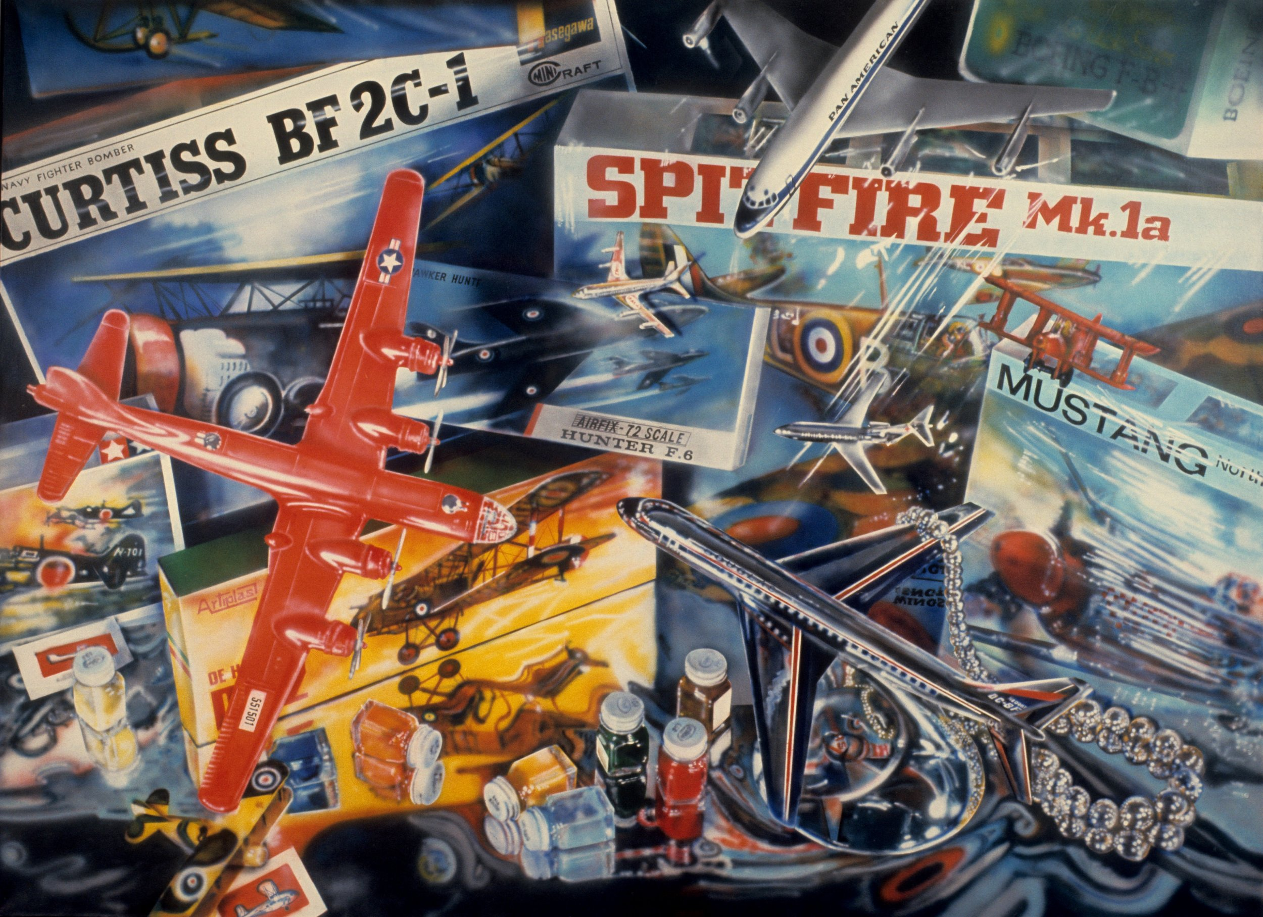 Flack_Spitfire_1973_acrylic on canvas.jpg