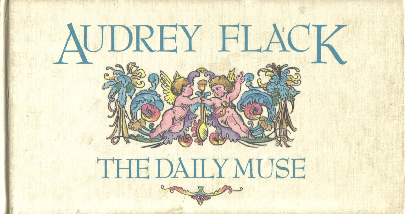 The Daily Muse, hardcover published in 1989
