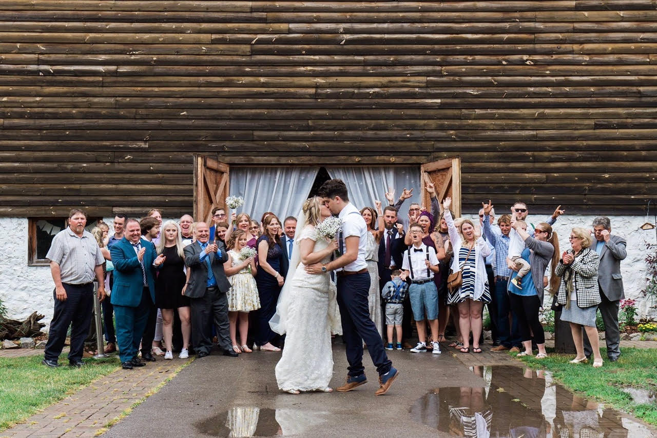 MY WEDDING 2017 - Ball's Falls Barn, Lincoln