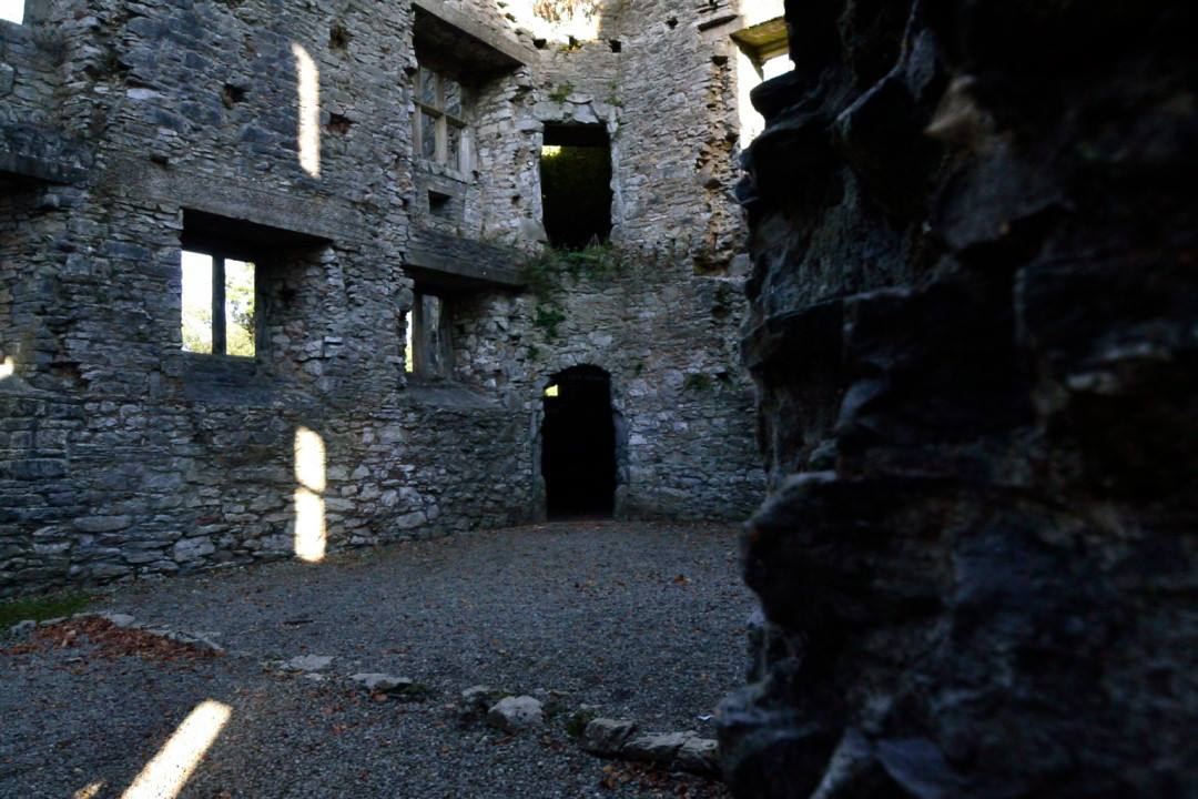 This is an image of Mallow Castle. To see my mood board, please click the image.