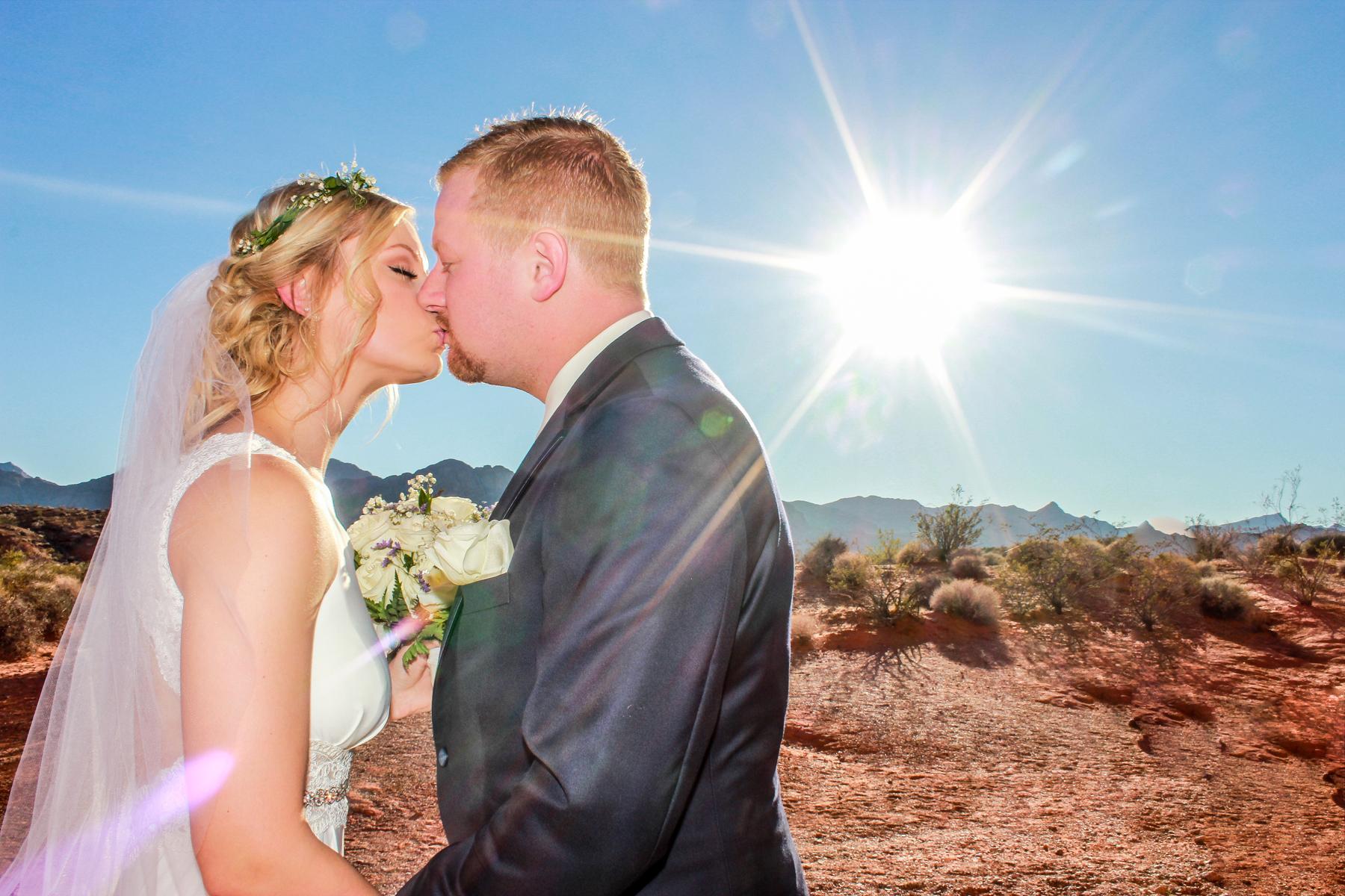 First kiss sun ray