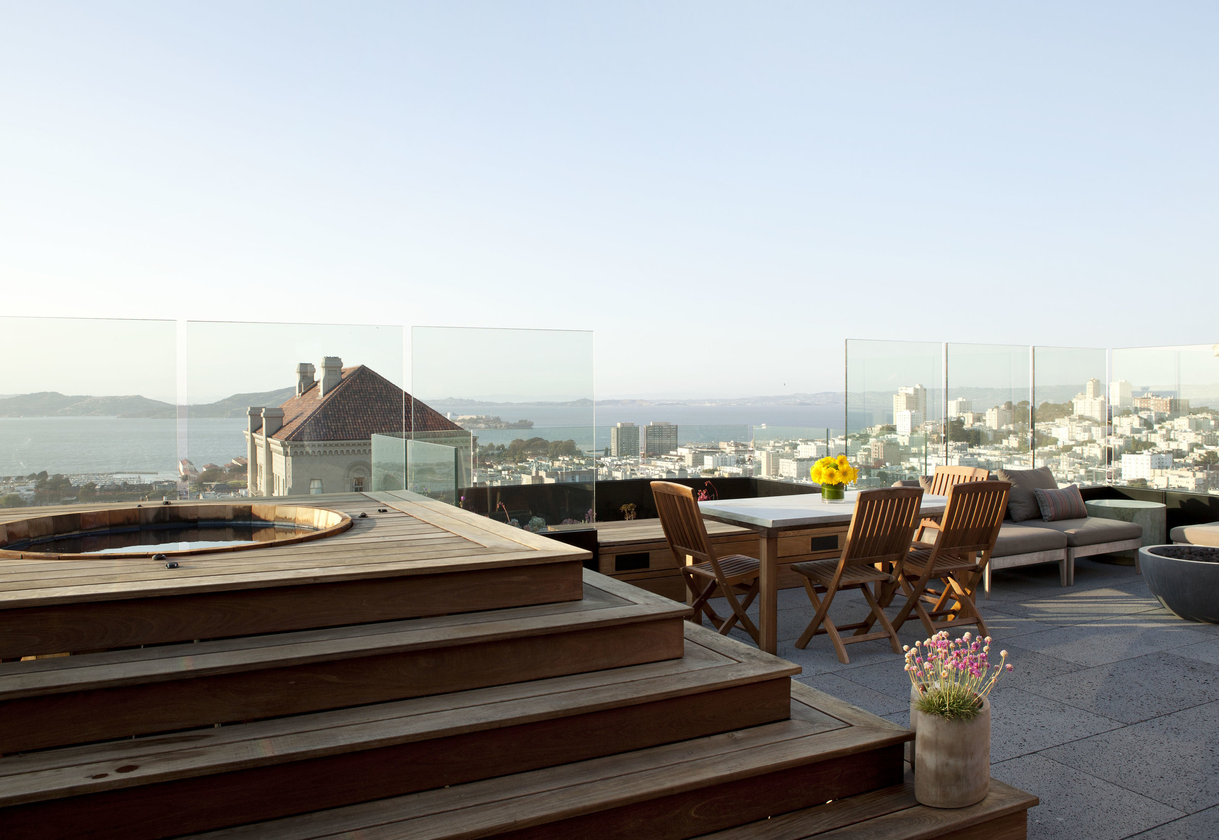 Jackson Roof Deck & Penthouse