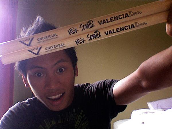 Listening to Valencia and thinking about Max today.   We miss you!
