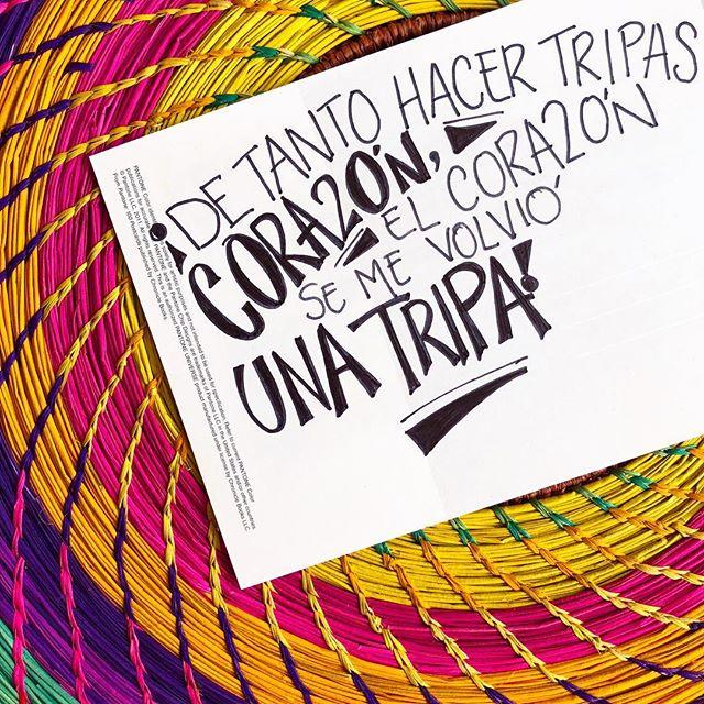 ¡Queréme con todas tus tripas! . . . . . . . . . . . . . . . . . . . #postcards #quotes #frases #escritos #escritosenespañol #frasescortas #redactor #redactora #postcardswap #spanish #spanishquotes #corazon #fuerzas