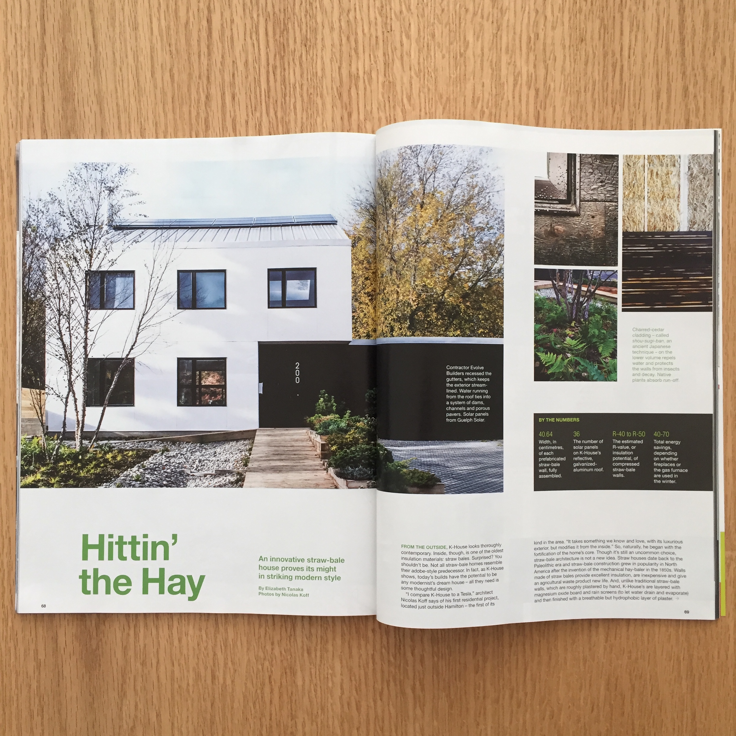 K-House featured in Designlines Magazine