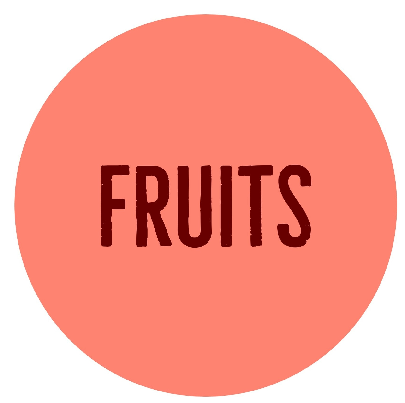 More Holistic Nutrition- Fruits